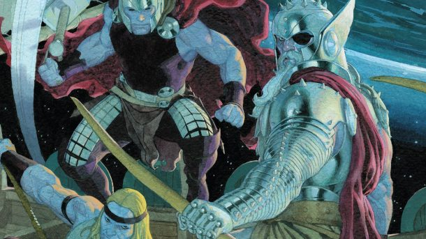 King Thor #1 Review