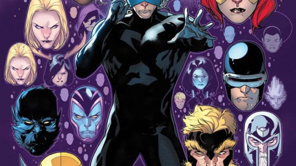 Powers of X #4 Review